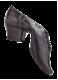 Мужские туфли для латины Dance Me 5204, черная кожа