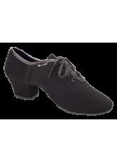 Dance Me Обувь мужская для латины 5204, черный нубук
