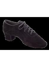 Dance Me Обувь мужская для латины 5207, черный нубук