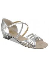 Supadance Обувь детская для девочек 1666, Silver Coag