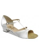 Supadance Обувь детская для девочек 1006, White Satin