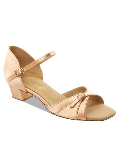 Supadance Обувь детская для девочек 1005, Flesh Satin