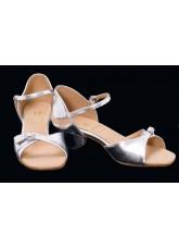 Supadance Обувь детская для девочек 1005, Silver Coag
