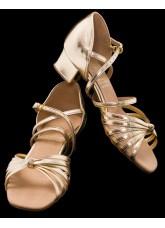 Supadance Обувь детская для девочек 1666, Gold Coag