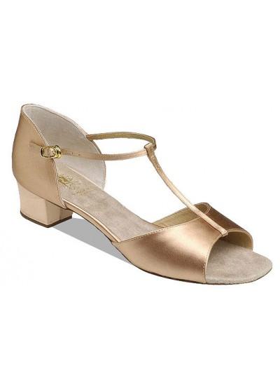 Supadance Обувь детская для девочек 1007, Flesh Satin