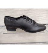 Dance ME Обувь мужская универсальная МС1, черный кожа