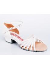 Galex Обувь детская Ирина БК, белый лак