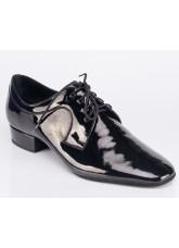 Galex Обувь мужская для стандарта Итон, черный лак