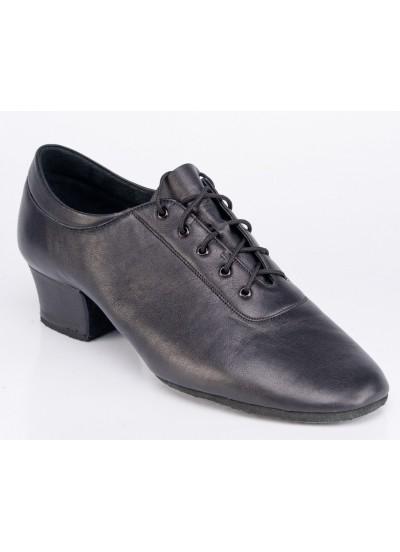Galex Обувь мужская для латины Галекс-элегант, черный кожа