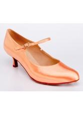 Galex Обувь женская для стандарта Кристи, флеш сатин