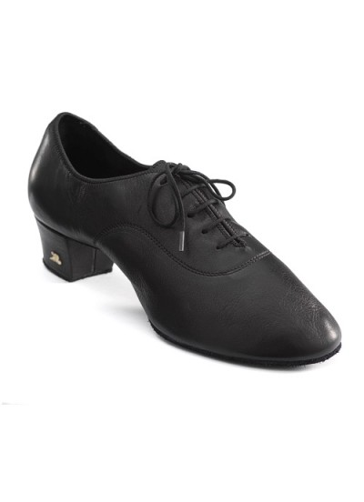 Dance Naturals Обувь мужская для латины Art. 116, Black Leather