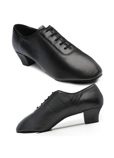 Ray Rose Обувь мужская для латины 460 Thunder, Black Leather