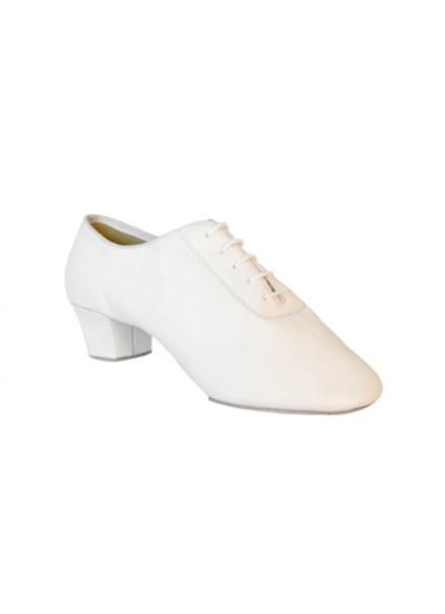 Ray Rose Обувь мужская для латины 460 Thunder, White Leather