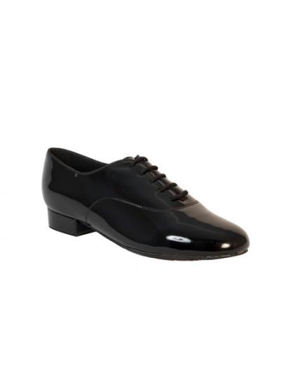 Ray Rose Обувь мужская для стандарта 330 Sandstorm, Black Patent
