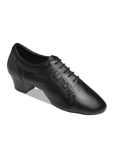 Supadance Обувь мужская для латины 8502, Black Leather