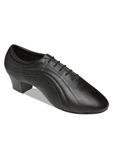 Supadance Обувь мужская для латины 8504, Black Leather