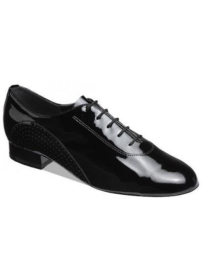 Supadance Обувь мужская для стандарта 5200, Black Patent