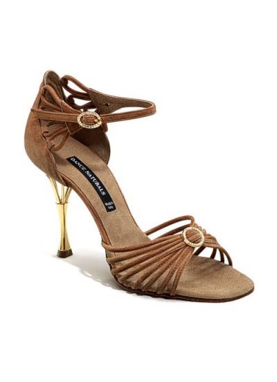 Dance Naturals Обувь женская для латины Art 883 Venere, Tan Suede