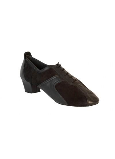 Ray Rose Обувь для тренировок 410 Breeze, Black Leather & Black Suede