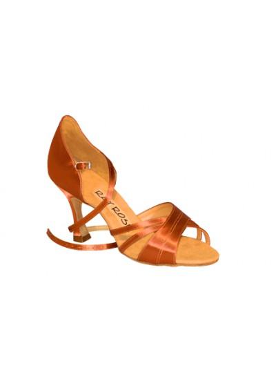 Ray Rose Обувь женская для латины 875 Cirrus, Dark Tan Satin