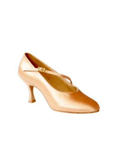 Ray Rose SALE Обувь женская для стандарта 116А Rockslide, Light Flesh Satin