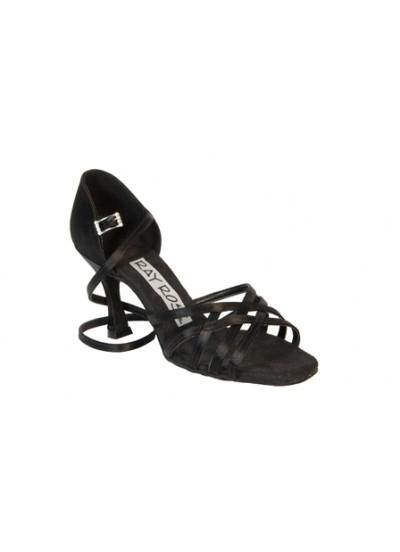 Ray Rose Обувь женская для латины 860 Kalahari ULTRA-FLEX, Black Satin