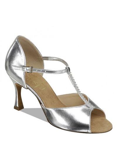 Supadance Обувь женская для латины 1029, Silver Coag
