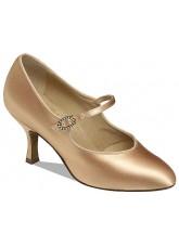 Supadance Обувь женская для стандарта 1012, Flesh Satin