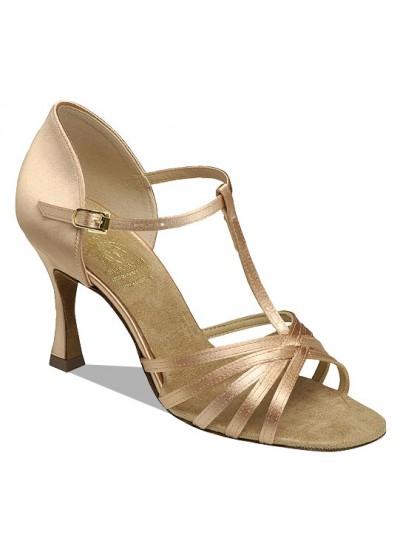 Supadance Обувь женская для латины 1401, Flesh Satin