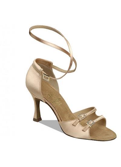 Supadance Обувь женская для латины 1618, Flesh Satin