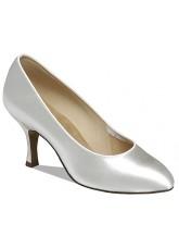 Supadance Обувь женская для стандарта 1016, White Satin