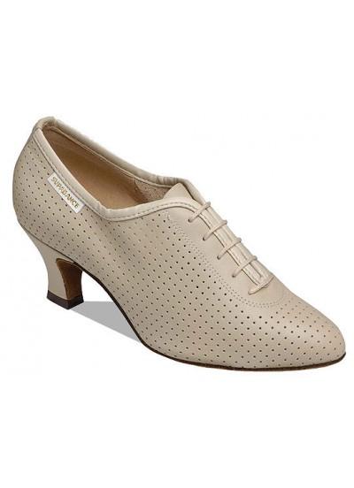 Supadance Обувь женская для тренировок 1025, Beige Leather