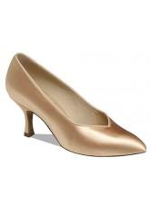 Supadance Обувь женская для стандарта 1002, Flesh Satin