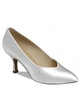 Supadance Обувь женская для стандарта 1002, White Satin