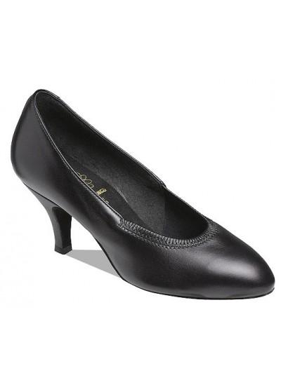 Supadance Обувь женская для стандарта 1008, Black Leather
