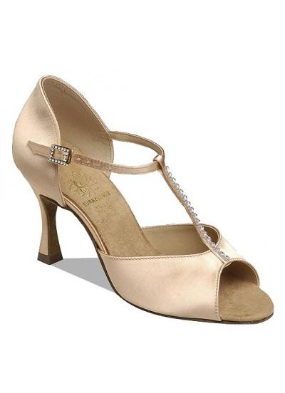 Supadance Обувь женская для латины 1029, Flesh Satin