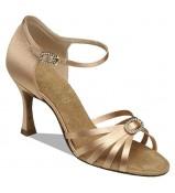 Sale Обувь женская для латины Supadance 1516, Flesh Satin