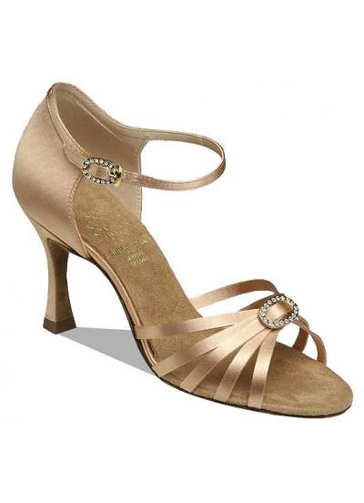 Supadance Обувь женская для латины 1516, Flesh Satin