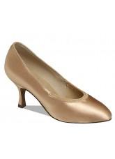 Supadance Обувь женская для стандарта 1008, Flesh Satin