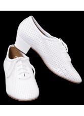 Supadance Обувь женская для тренировок 1026, White Leather