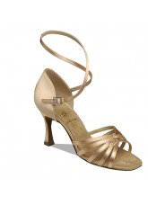 Supadance Обувь женская для латины 1403, Flesh Satin