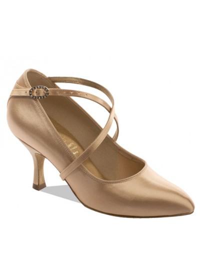 Supadance Обувь женская для стандарта 2003, Flesh Satin