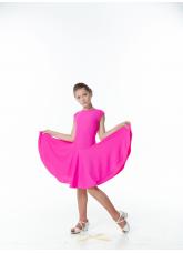 Dance Me Рейтинговые платья / Бейсик BS509#, бифлекс матовый, малиновый