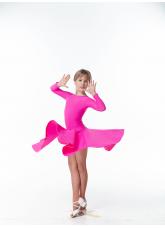 Dance Me Рейтинговые платья / Бейсик BS514, малиновый