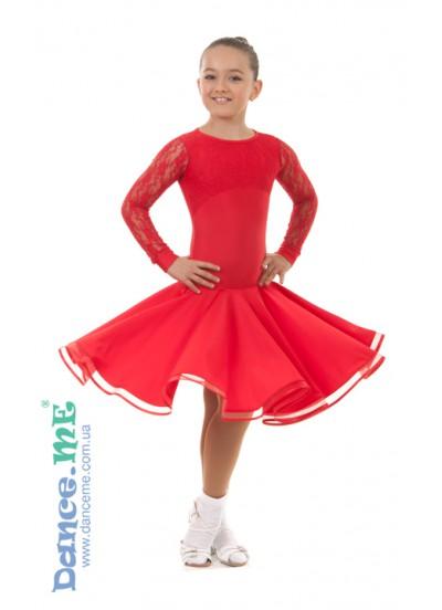 Бейсик 383ДР-К-1 Dance.me, Украина, Красный №17