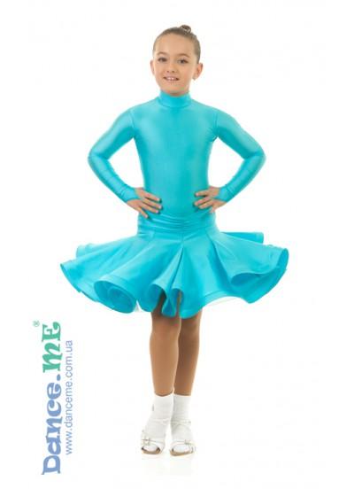 Бейсик 87ДР-И-9 Dance.me, Украина, Светло-Голубой № 4