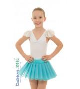 SALE Dance Me Полупачка 223, бифлекс / фатин, голубой